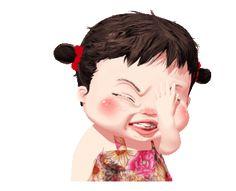 น้อยหน่า ลิตเติ้ล เกิร์ล Funny Cartoon Gifs, Emoji Images, Cute Cartoon Pictures, Funny Emoji, Cute Cartoon Girl, Cute Cartoon Wallpapers, Cute Love Memes, Cute Love Gif, Whatsapp Animation