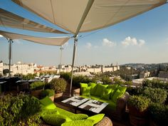Jerusalem, Israel - Mamilla Hotel