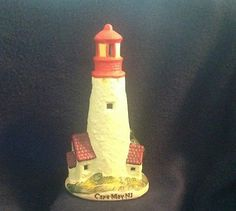 US $5.00 eBay. Cape May NJ Lighthouse Figurine | eBay