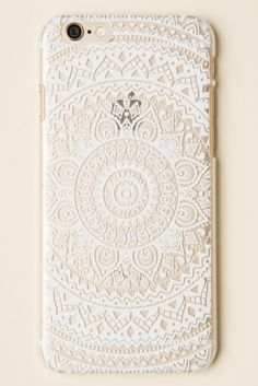 Brandy ♥ Melville | Boho Sketch iPhone 6 Case - Accessories