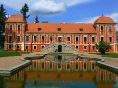 Ostrov nad Ohri Prague, European Countries, Palaces, Czech Republic, Medieval, Feels, To Go, Mansions, House Styles