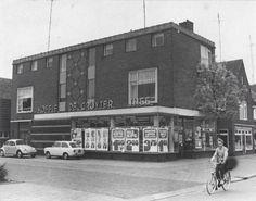 Molenweg Nijmegen (jaartal: 1970 tot 1980) - Foto's SERC