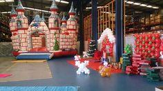 Christmas baloon decoration // decoraçao de natal com baloes
