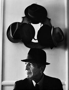 sara-lindholm:  Photography, Leonard Cohen