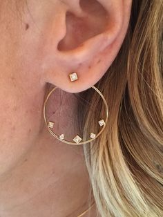 zoe chicco paris collection earring