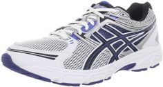 Save $ 14.01 order now ASICS Men's GEL-CONTEND (4E) Running Shoe,White/Bla