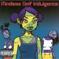 Mindless Self Indulgence - Frankenstein Girls Will Seem Strangely Sexy [Explicit Lyrics] (CD)