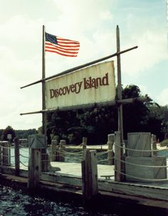 Discovery Island boat launch