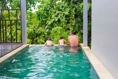 Bali Pool Family Of 6, Family Travel, Things To Do, Country, Villas, Places, Outdoor Decor, Travelling, Family Trips
