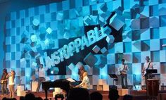 Grace Community Church (Fremont, OH) - Unstoppable Sermon Series Stage - 2011
