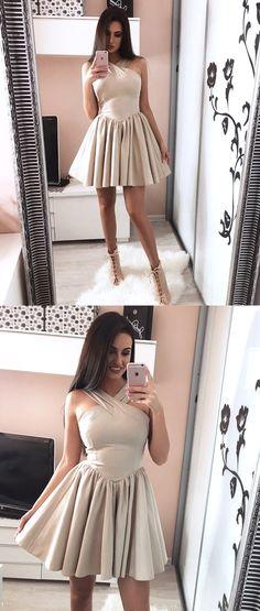 2017 short homecoming dress ball gown, short champagne homecoming dress ball gown, homecoming2017, fall1k17