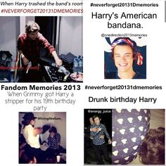 #neverforget20131dmemories Harry (: