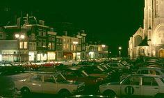 Markt Delft (jaartal: 1970 tot 1980) - Foto's SERC