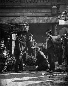 Early photojournalism captures life on the streets of Victorian London