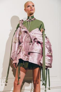 Paris Fashion Week Backstage Photo Highlights - Vogue