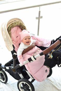 śpiworek do wózka elodie details petit royal pink #babystroller