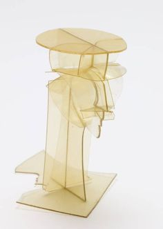Antoine Pevsner 'Head', c.1923–4 © ADAGP, Paris and DACS, London 2014