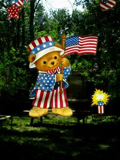 Fourth of July Decoration | Flickr - Photo Sharing!