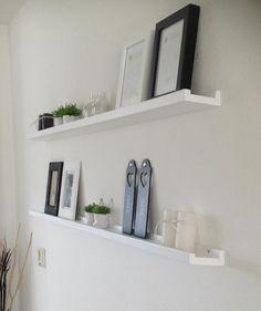 Floating Shelves Diy, Home Renovation, Shelving, Sweet Home, Living Room, Bedroom, Inspiration, Home Decor, Room Ideas