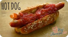 Domácí Hot Dog + houstičky