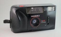 As Minhas Câmaras: Hanimex 35KF (1988)