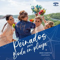 Elige tu peinado de novia para boda en playa. Bodas Huatulco Beach Wedding Hairstyle ideas. #BodasHuatulco #HuatulcoWeddings #beachwedding #Bodaenplaya #HuatulcoWeddingplanner #Oaxaca #DestinationWeddingMexico #BeachWeddingMexico #BeachWeddingHairStyles #PeinadoDeNoviaEnPlaya #PeinadoDeBoda #VeloDeNovia #WeddingVeil Playa Beach, Beach Wedding Hair, Wedding Hairstyles, Hair Styles, Ideas, Bridal Veils, Wedding Hair Styles, Beach Weddings, Oaxaca