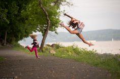 See this image of Nyack, NY - Salish & Ashley in @JordanMatter's Circus Among Us