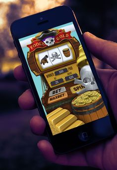 Slot Machine Game on Behance