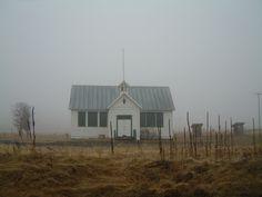 Friend, Oregon - School House