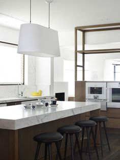 Architects: Kerry Phelan Design Office & Chamberlain Javens Architects  Location: Beaconsfield Parade, Melbourne VIC, Australia