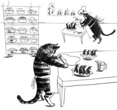 Animals and illustrations / Animal Illustration * :: Naver blog