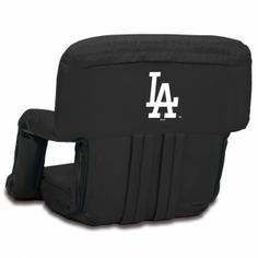 Los Angeles Dodgers Stadium Seat / Beach Chair - Ventura By Picnic Time. SHORT DESCRIPTION:The Ventura Seat is a portable recreational recliner with armrests and adjustable backpack straps you can take just about anywhere. It comes in four colors: Red, Lime, Navy and Black. Armrests mean comfort for some of us and the Ventura Seat won't disappoint. In addition, it's filled with high-density PU foam which provides the firmness you need to prevent aches in your back and bottom. If you prefer a…