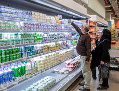 Gün ərzində ən azı 1000 mq. kalsium qəbul etmək sizi daha sağlam edir. Süd və süd məhsullarını Bravo-da aşağı qiymətlərlə əldə edə bilərsiniz! Getting at least 1000 mg. of calcium a day makes you healthier. You can find dairy products for minimum prices at Bravo!