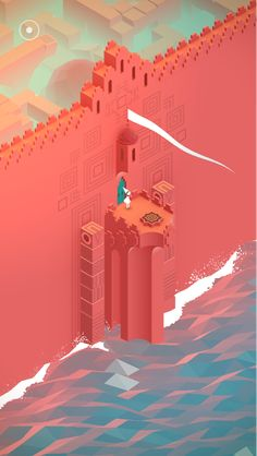 Monument Valley Game