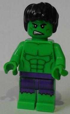 lego hulk!