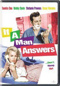 Amazon.com: If a Man Answers: Sandra Dee, Bobby Darin, Stefanie Powers, Cesar Romero, Micheline Presle, John Lund, Henry Levin: Movies & TV