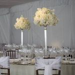 How to make tall centerpieces :  wedding tall centerpieces Reception Flowers 600 10 T