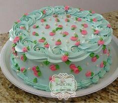 Cake Decorating Designs, Cake Decorating Videos, Cake Decorating Techniques, Cake Designs, Cookie Decorating, Cupcakes, Cupcake Cakes, Food Cakes, Cake Icing