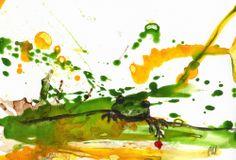 Lassen auch Sie sich Ihr Frosch Acryrell malen...