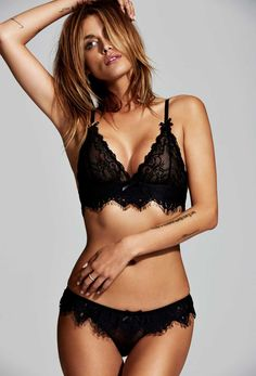 Cheyenne Tozzi by Simon Upton for KissKill Lingerie