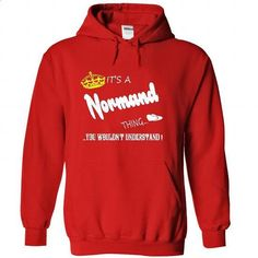 Its a Normand Thing, You Wouldnt Understand !! tshirt,  - #band t shirts #free t shirt. ORDER NOW => https://www.sunfrog.com/Names/Its-a-Normand-Thing-You-Wouldnt-Understand-tshirt-t-shirt-hoodie-hoodies-year-name-birthday-4544-Red-47904161-Hoodie.html?id=60505