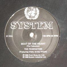 Electronic house music... acid house music...