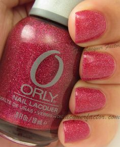 @ORLY BeautyBuzz Miss Conduct