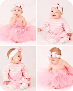6 month baby picture ideas | ... Sarah Photography » Emme. 6 months. {Springfield Baby Photographer