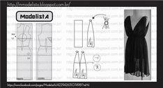 ModelistA: VESTIDO SIMPLES