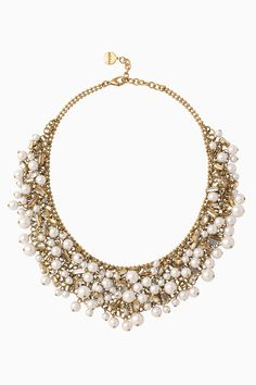New Holiday arrivals are HERE!  The entire collection is a MUST SEE, MUST HAVE!  Shop through the link in my bio!  www.stelladot.com/sarahtaliaferro Eve Bib Necklace | Stella & Dot