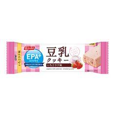EPA+(エパプラス) 豆乳クッキー <いちごラテ味> - 食@新製品 - 『新製品』から食の今と明日を見る!