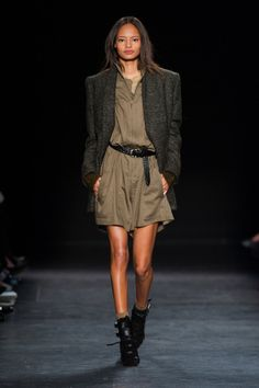 Pin for Later: 50 Fashion Week Looks That Prove the Catwalk Is Wearable Isabel Marant Autumn/Winter 2014