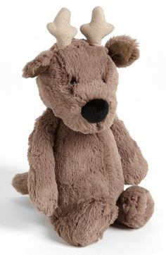 Jellycat Reindeer Stuffed Animal available at #Nordstrom