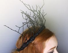 Into The Woods inspired fairy crown